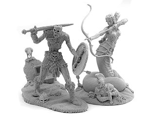 75mm miniatures