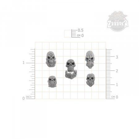 Orc Skulls 80 (28mm)
