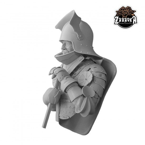 The Gentle Knight (bust)