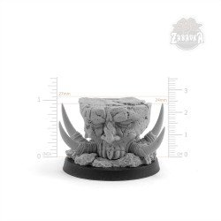 Demon Head - Bases Designer