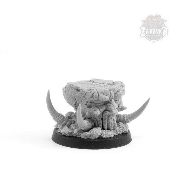 Demon Head - Bases Designer