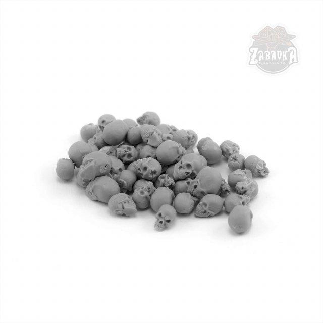 Resin Skulls (28-32mm)