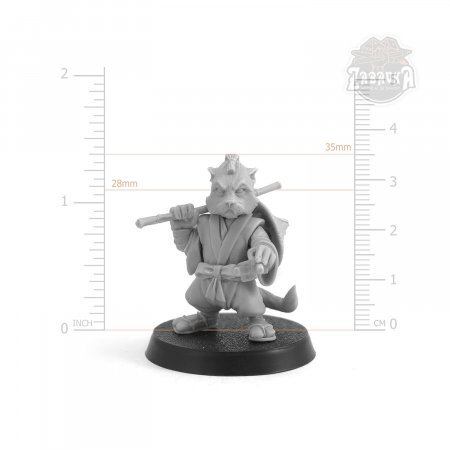 Ronin Cat (28mm)