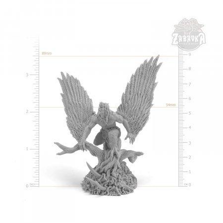 Harpy man (54mm)