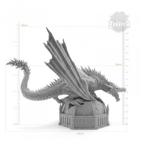 Dragon (75mm)